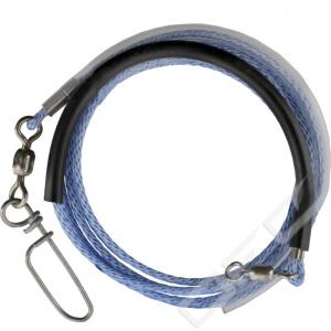 76,2 cm Blau//Schwarz Scotty Sure Stop Pro f/ür Downrigger Boom mit Snubber